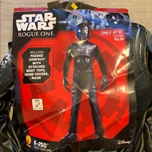 Other - NWT Rogue One K-2S0 costume